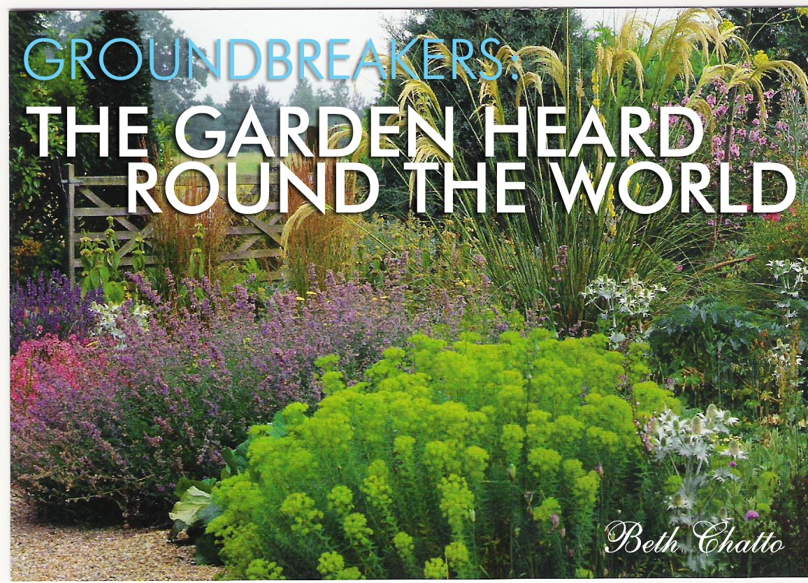 Groundbreakers: The Garden Heard Round the World & grounded design by Thomas Rainer: Groundbreakers: The Garden Heard ...