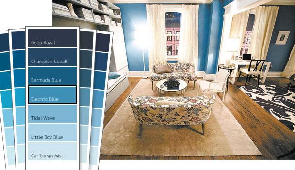 Interior Design Creating Communication