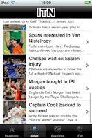 ITN News App