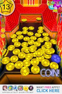 Coin Dozer app screenshot