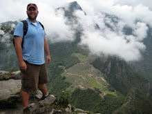 Me at the Peak of Wayna Picchu