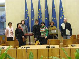 українська делегація у сеймі Литовської республіки під час навчального візиту