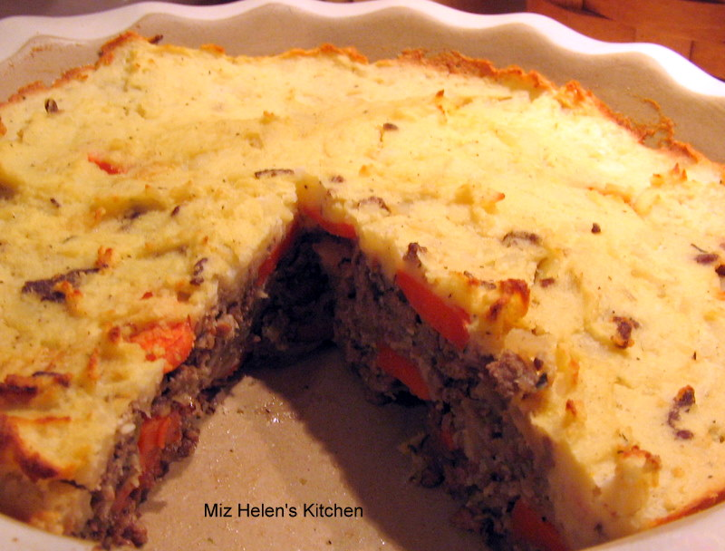 ... Helen's Country Cottage: Whats For Dinner Next Week: Irish Cottage Pie