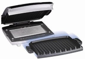 Electric grill griddle indoor electric grill and other - Largest george foreman grill with removable plates ...