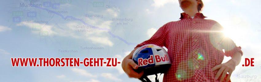 Thorsten geht zu Red Bull