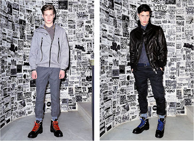 Mens Boots Fashion Fall 2010 on Men S Fashion Deals  Dkny Men S Fall 2010 Collection