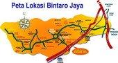 Peta Bintaro