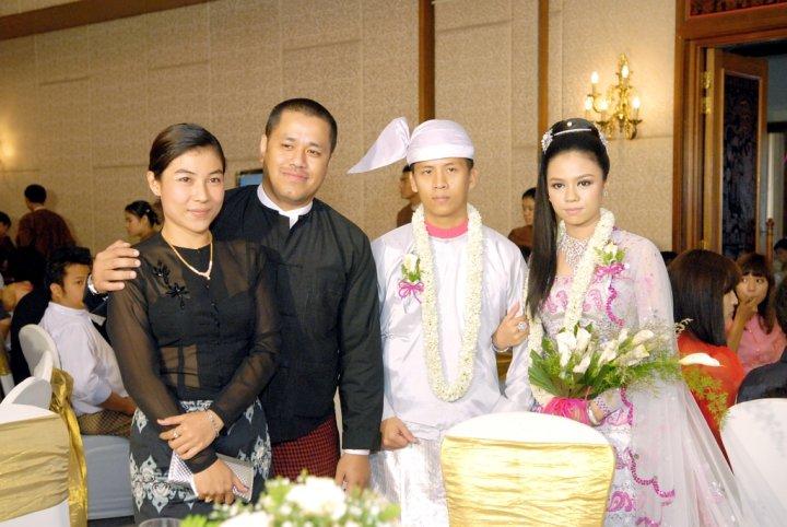 Celebrity Family: Htet Htet, Zu Myat Htet & Sit Lon Wadi ...