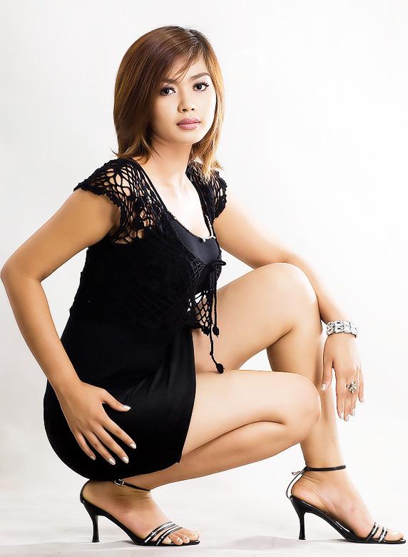 Myanmar Beautiful Teenage Model Girl, Nwe Nwe Htun