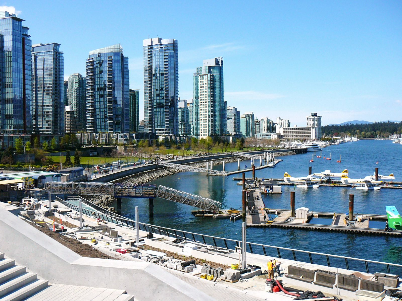 Cogito Urbanus The Future Of American Cities May Be Vancouver Canada