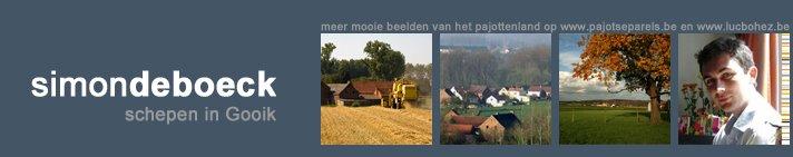 Simon De Boeck | schepen in Gooik