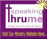 Speaking Thru Me Ministry