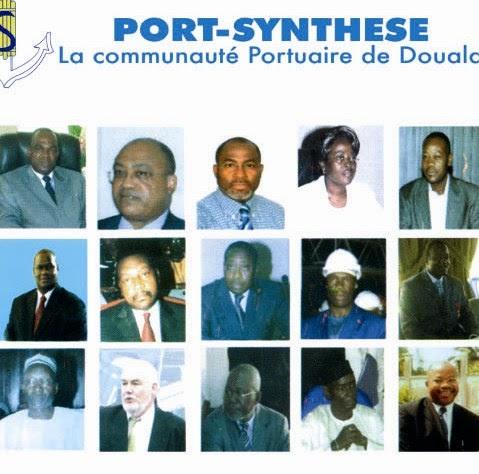 La communaut portuaire de douala port synth se la - Site internet du port autonome de douala ...