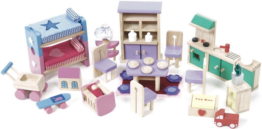 Jugueteriaforman mobiliario y mu ecos para casas - Munecos para casa de munecas ...