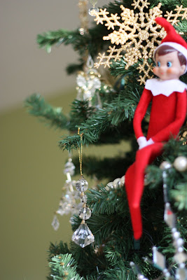 this - Elf On The Shelf Christmas Tradition