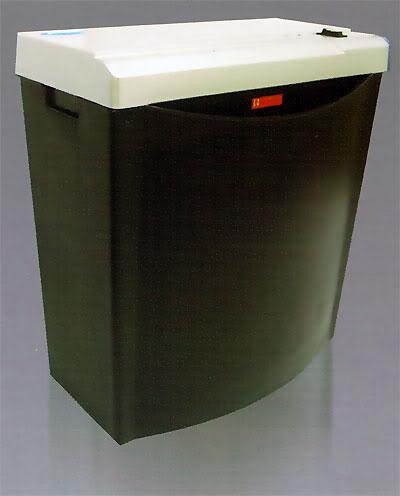 paper shredder types 15 results for paper shredder reviews fellowes powershred 79ci 100% jam proof medium shred-safe cross-cut paper shredder includes a 48-gallon wastebasket.
