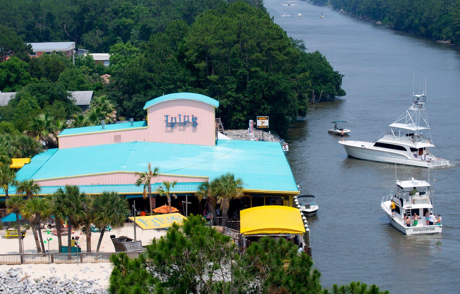 Jimmy Buffetts Sisters Restaurant In Gulf Shoresalabama