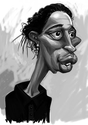 Image result for Ayaan Hirsi Ali CARTOON