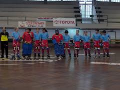 Equipa da epoca 2008 / 2009