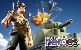 Battlefield Heroes is a brand new free to play game from the people that brought you the multi-million selling Battlefield 1942 and Battlefield 2. It's a fun cartoon-style shooter which caters to players of all skill levels