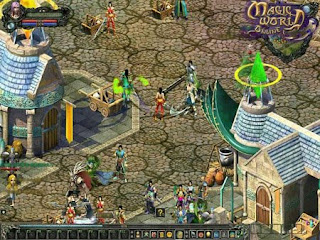 The story of Magic World Online begins in an ordinary day in the dim and distant past Humans were just worshipping Gods at their annual harvest festival. The Death Legion with King of Devils, Lucifer, struck Golden Plain, the site that had also witnessed the origin of Humans. Sink your differences for the sake of this Magic Continent. Only an assembly of strong wills can expel the Devils back to Hell. When the Going Gets Tough, the Tough Get Going!!