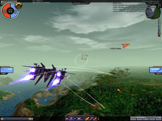 Air Rivals (ACE Online) is an action based Massive Multiplayer Online (MMO) 3D Space Shooter. In Space Cowboy Online, players can pilot their own space fighter ships (Gears) on an imaginary planet and upgrade skills or the Gear itself. Gamers have full control over the Gear's control making it very different from the traditional RPG's mouse click control method. This is a game based on Role-Playing Game (RPG) level concepts, but the fun and action of a First Person Shooter (FPS). Diverse Selection of Fighting Gears, intense battle system including Player vs Environment (PVE) and Player vs Player (PVP) elements. and much more! 