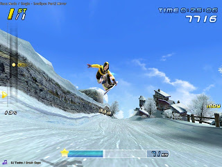 Project Powder is an innovative fast paced 3D racer Snowboarding MMO with multiple game options. Unlike most racing games, a large portion of the game relies entirely on skill rather than game items and luck. Perform tricks while racing in order to fill up your boost; the more advanced tricks you do, the more your boost meter fills. Whether you race and battle against friends online or complete the game's huge list of single player challenges, Project Powder is a blast.