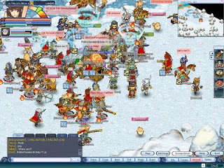 Luminary: Rise of the Goonzu is a 2D MMORPG with cartoony graphics and town ownership. Player-run-towns, stock exchanges, and a auction house make Luminary a must play for all MMORPG fans.