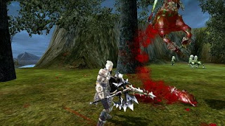 Requiem: Bloodymare is a massively multiplayer online game for mature audiences that will immerse you into a dark world of bloodshed devastated by generations of scientific and magical abuse. You'll need to fight against the grotesque monsters that stalk the cursed land, and band together with your allies to survive against the stronger, bloodthirsty creatures that only prowl at night.