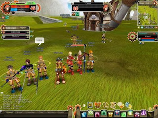 Asda Story is a 3D fantasy MMORPG with cartoony graphics. All players start as beginners but can chose to be an Archer, Warrior, or Mage at level 5. Each of the classes has dozens of skills spread through three distinct skill lines.