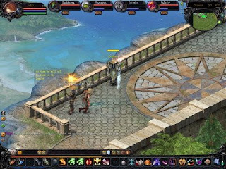 Eudemons Online is a 2D fantasy MMORPG with insanely fast leveling. A player can easily achieve level 15 within 10 minutes or so of playing, and continue leveling at a fast pace until level 40+. Eudemons Online closely resembles games like Diablo 2 and Lineage in terms of graphics. Unfortunately, a major drawback to the game is that there are only three classes and limited character customization.
