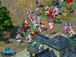 Myth War Online II is a large scale MMORPG based in the magical european middle age era. Four Classes of species exist, the Humans, the Centaurs, the Magicians and the Half Human Robots. The war among the Gods had become a pivotal episode in history and left the living world in chaos. The mystical dimension created by the Great One had granted the Gods infinite powers. Be that as it may, Gods were still restricted severely by the rules of balance of the mystic dimension, and none of them could escape the final stages of life. Fueled by their desires to create an ending, they ignored the promises they made to the Dominator, abandoning rules which they established, and eventually created a war.