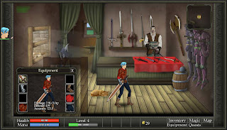 Shadowtale is an 2D free MMORPG game you can play right here in your web browser! Battle monsters, earn gold, gear up, and become powerful enough to defeat the Shadow Lord himself.