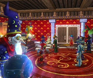 Wizard101 is a multiplayer, online adventure game brought to you by KingsIsle Entertainment, Inc. The game is fun for all ages and playable on a personal computer. Once inside, you can experience a Wizard's journey from learning how to control and use magic to exploring far off places and using your magic to save others from harm. It's all about you and your choices.