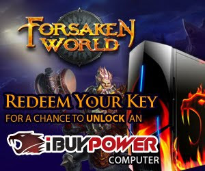 Forsaken World beta key Giveaway and win a IBUYPOWER Chimera 2