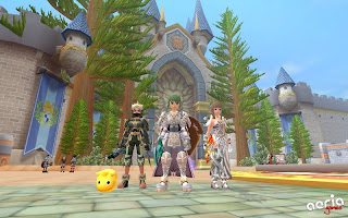 Grand Fantasia is a free-to-play massively multiplayer online role-playing game (MMORPG) that has enjoyed great success in other territories. Set in an expansive and carefully crafted fantasy world, Grand Fantasia offers players a variety of engaging features,