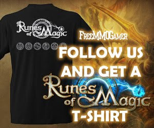 Get a Runes of Magic T-Shirt