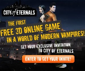 City of Eternals Alpha Test Giveaway