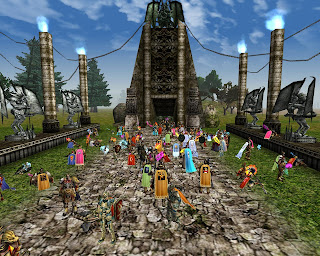 Knight Online World 3