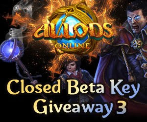 Allods Online Beta Key Giveaway Phase 3