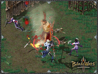 Blade Wars is an authentic martial arts F2P MMO which allows players to customize their own fighting combos. Our developers used state-of-the-art motion capture to collect more than 99 authentic kung fu moves from a world class martial artist.