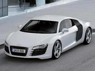 Supercars  Audi R8