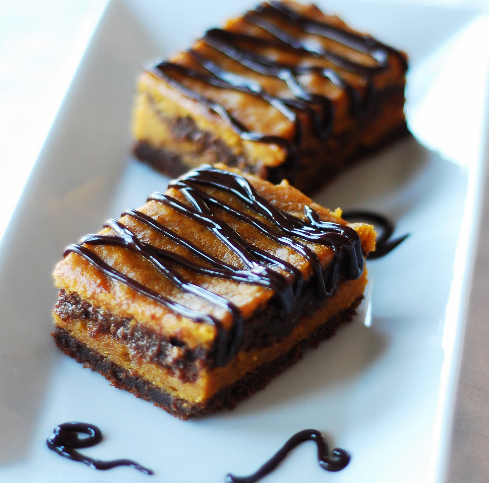 Pumpkin Swirl Brownies Recipes — Dishmaps