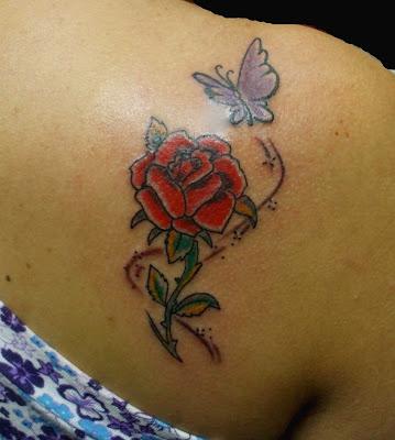 BORBOLETAS. Postado por Detalhe na pele tattoo 36852878 às 12:23