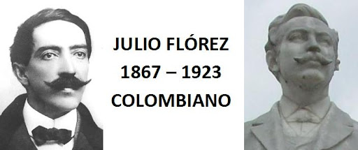 JULIO FLÓREZ. 1867 - 1923