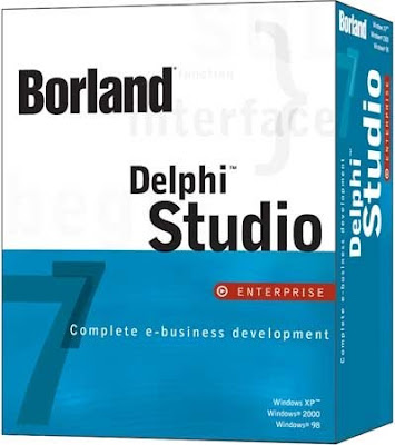 Borland Delphi 7 Studio Enterprise