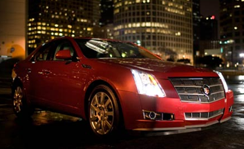 SKI highly recommends the 2008 Cadillac CTS. Motor Trends Car of the Year.