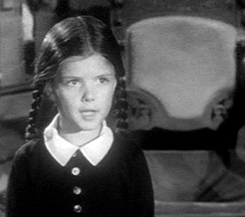 Lisa Loring as Wednesday Addams