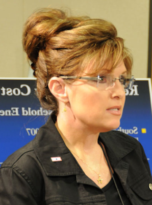 Sarah Palin calls for more drilling for Oil