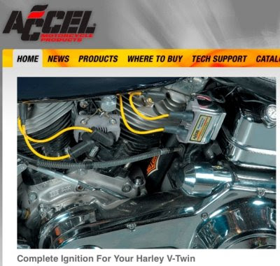 Accel Motorcycle